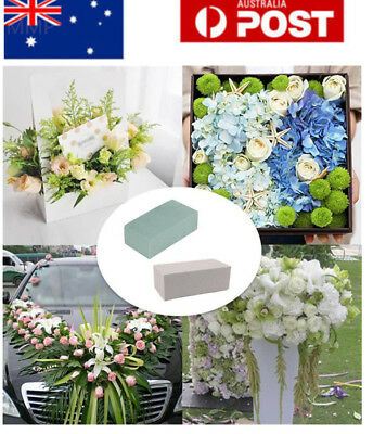 Floral Foam Brick Fresh Flower Wedding Florist Flower Arranging Design DIY Craft