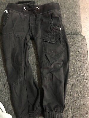 Boys Henley Pants Size 4