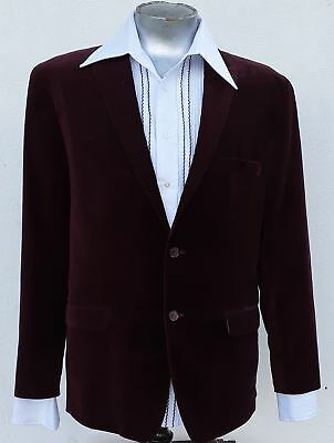 Men's Velvet Blazer by Alfani, USA import, size XL
