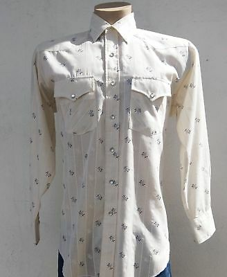 Western Shirt by 'Wrangler' USA import, size XL.