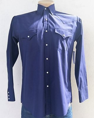 Western Shirt by 'Plains' USA import size M