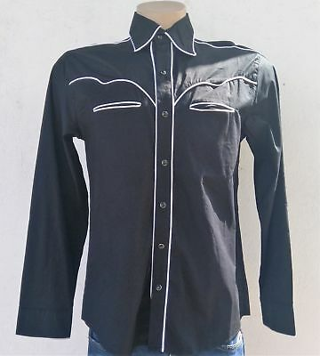 Western shirt by 'Banned Apparel' New (last one XL)
