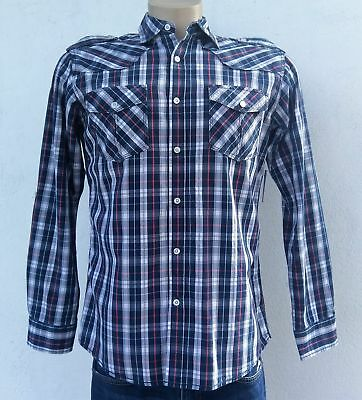 Western shirt by 'Maddox', USA import size S-M