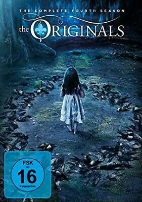 Originals, The - kompl. Staffel 4 (DVD) 3Disc - Warner 1000694020 - (DVD Video /