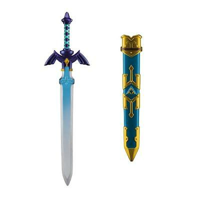 1:1 Full SIze Link's Master Sword from the Legend of Zelda with Plaque Brand New