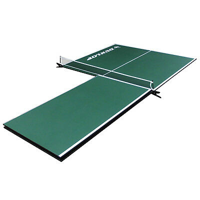 7a928928ca5 Dunlop Official Size Table Tennis Conversion Top Premium Clamp Style Net  Post