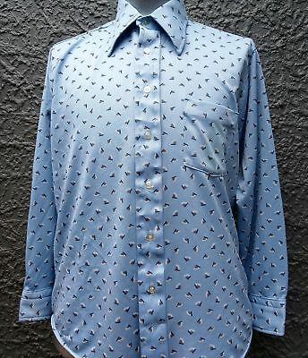 Men's 1970's Body shirt by 'Kmart', USA. size XL