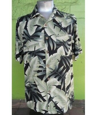 Hawaiian shirt, circa 1980's, USA, by 'Havana Jack's Cafe' size L-XL