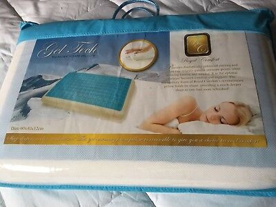 NEW Pillow - Gel Tech Memory Foam - TOP of the range in PIllows ***