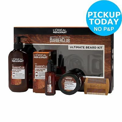 L'Oreal Barber Club Complete Care Gift Set