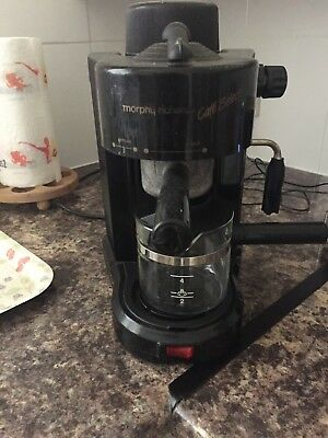 Morphy Richards Cafe Select coffee maker