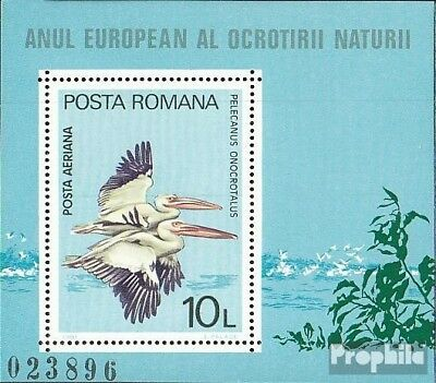 Romania block167 (complete issue) unmounted mint / never hinged 1980 European Co