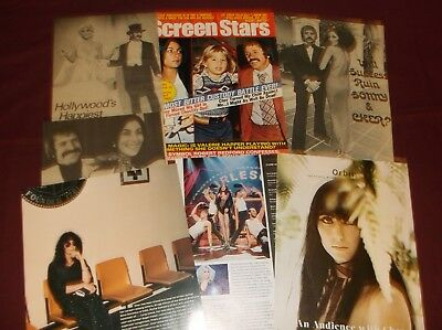 Cher - Clippings