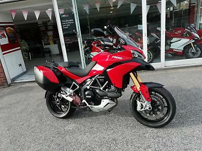 Ducati Multistrada 1200 S Touring, 2011, Very Low Mileage, Excellent Condition