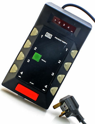 JOBO Process 4 Timer Unit - Photographic film Darkroom digital LED timer