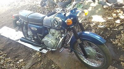 Honda CD 175 classic 2 owners from new