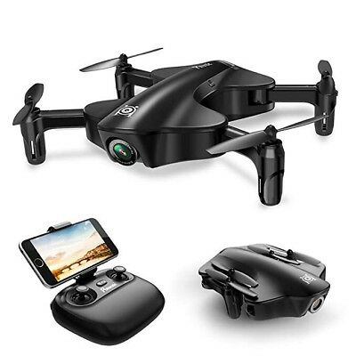 Foldable Drone with Camera Live Video Potensic U29S Wi-Fi FPV RC Drone Camera...