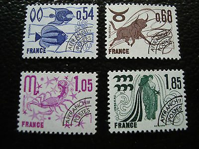 FRANCE - stamp yvert and tellier preobliteres n° 146 a 149 n (A7) stamp french