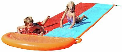 Chad Valley Double PVC Slide 5+ Years