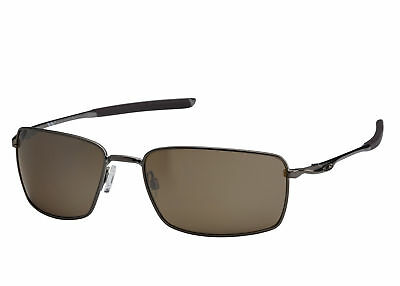 5f138bada32 Oakley Square Wire Sunglasses OO4075-06 Tungsten Iridium Polarized OO4075 06