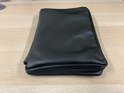 Handmade Leather Bible Case - For Hand Sized Bibles