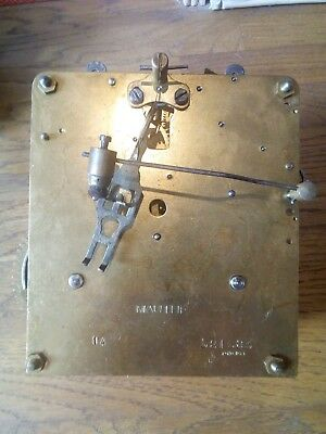 Vintage Mauthe Chime Clock Movement