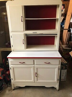 Marsh Hoosier Kitchen Baking Cabinet