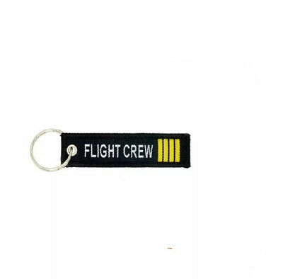 Llavero FLIGHT CREW REMOVE BEFORE FLIGHT Avión A380 777 Airbus Maletas Llaves