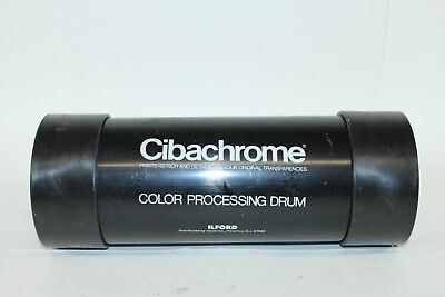Cibachrome Color Print Processing Drum - Photo Developing