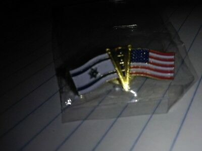 CUFI unity Pin Christians United For Israel