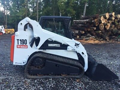 2006 Bobcat T190 Skid Steer (#2357)