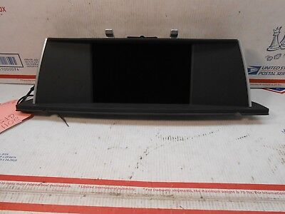 2011 Bmw 535I Gt Gps T.v Screen 9247869 Ic 01232 Rj0110