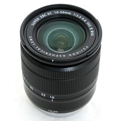 USED Fujifilm Fujinon XC 16-50mm f/3.5-5.6 ED Aspherical OIS Lens Excellent