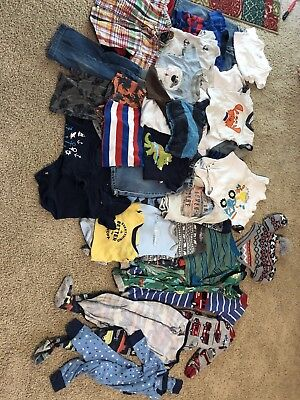 baby girl clothes 9-12months lot Carter, Gap,