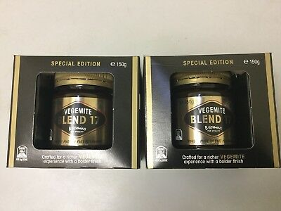 2 x Vegemite Blend 17 Special Edition 150g
