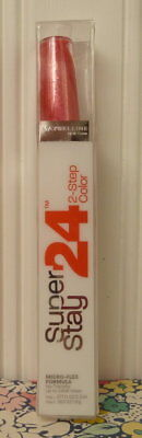Maybelline Super Stay 24 Hour 2-Step Lip Color - Commited Coral #041