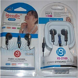 Earphones - Assorted Case Pack 100 (679150)