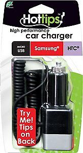 Hottips! Multi-Tip Samsung Car Charger Case Pack 48 (1917614)