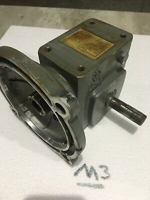 SAJONES GEAR REDUCER CD-34 | 50:1 Ratio | 48C face ***Warranty!*** FAST SHIPPING