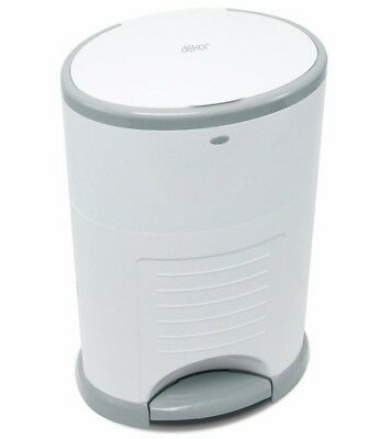 Dekor Classic Hands-Free Diaper Pail - Easiest to Use!