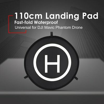 110cm Waterproof Fast-fold Landing Pad Parking Apron For Phantom Mavic Drone NM