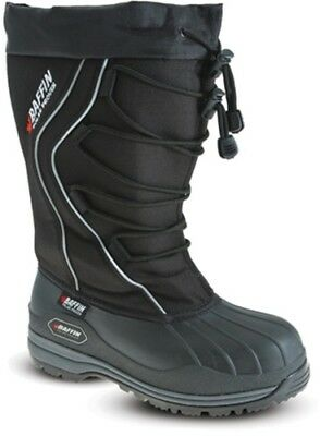 Baffin Inc BAFFIN BAFFIN ICEFIELD BOOTS LADIES SIZE 8 0172-001(8) Black 11-74808