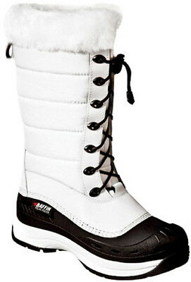 Baffin Inc Baffin Iceland - White Boot Size 7 P/N Drifw004 Wt1 7 3021907