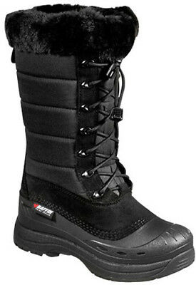 Baffin Inc Baffin Iceland Black Boot Ladies Size 8 P/N Drifw004 Bk1 8 3022008