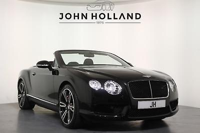 2014 Bentley Continental GTC 4.0 V8 2dr Auto, Mulliner Driving Spec, Heated Cool