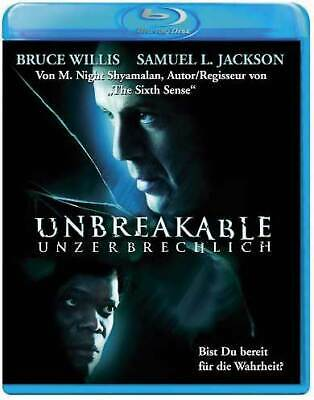 Unbreakable - Disney BGY0037004 - (Blu-ray Video / Action)