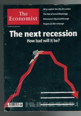 The Economist October 13th - 19th 2018, Neu mit 50% Rabatt