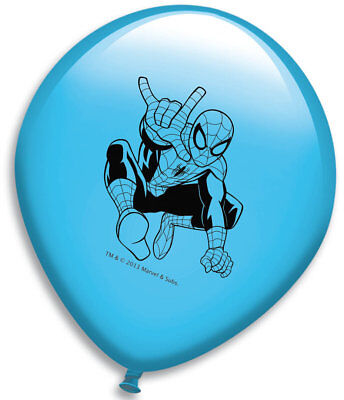 Pack 16 globos Spiderman