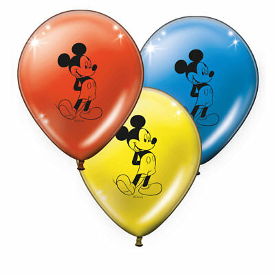 Pack 16 globos Mickey mouse