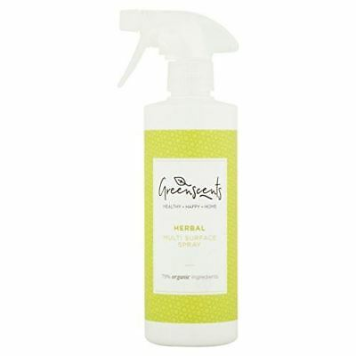 Greenscents Organic Herbal Multi Surface Cleaner